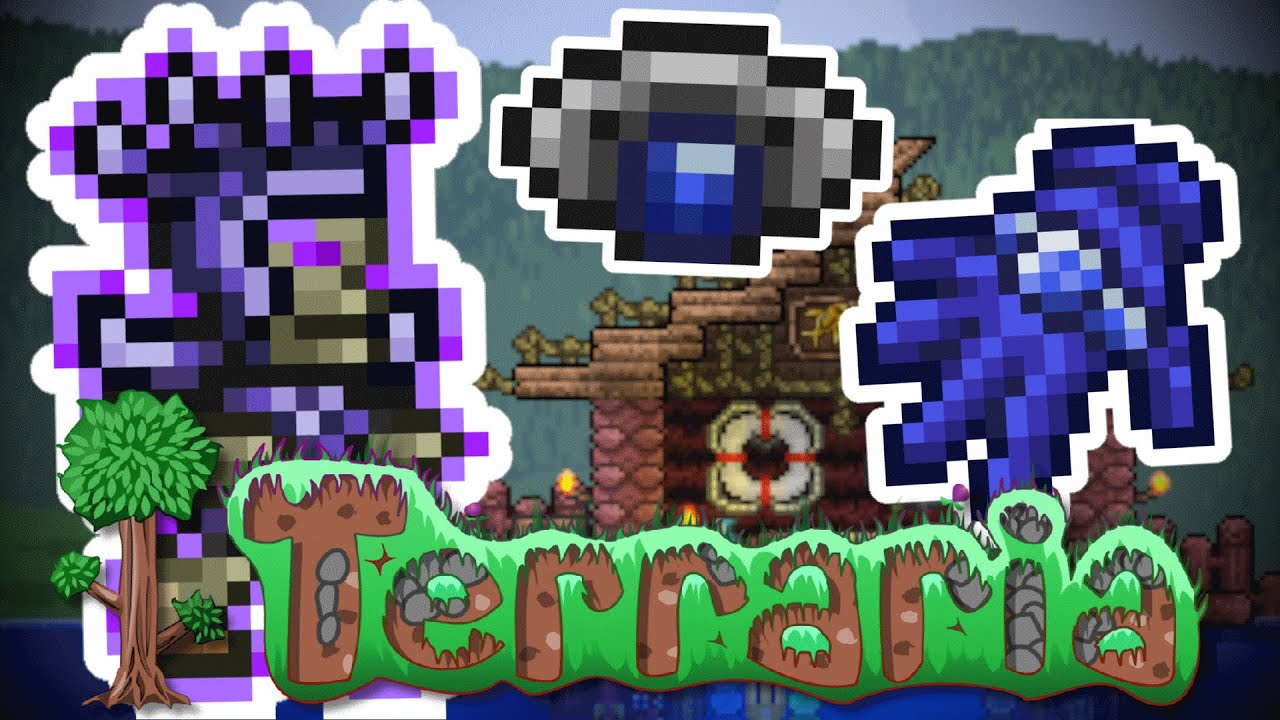 NEW MAGE ACCESSORIES Terraria 13 MODDED v3 Ep4  YouTube