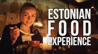Estonian Food Experience: MEDIEVAL ESTONIAN CUISINE | OLDE HANSA