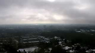 Into the clouds with the DJI Phantom 2 Vision Plus
