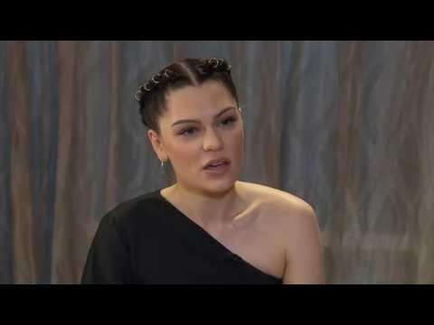 Jessie J Interview VT