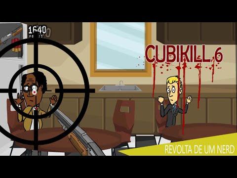 CubiKill 6 revolta de um nerd