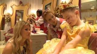 Kidd's Kids 2012 - Bibbidi Bobbidi Boutique Princess Makeover