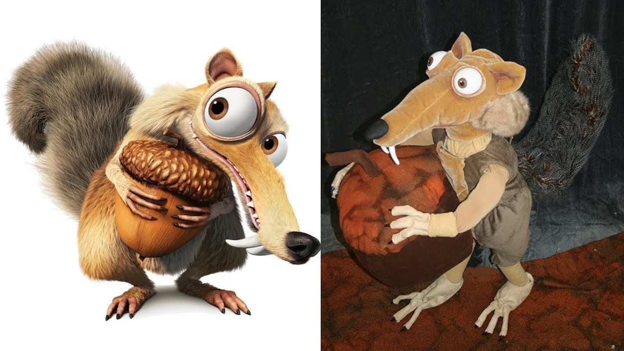 It's just an image of Unusual Ice Age Character Pictures