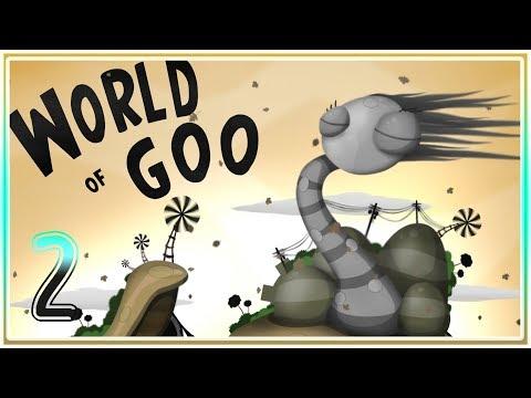 World of Goo - 2: GremlinSerj - Глава 2. Маленькая мисс Мира Тянучек - [ПРОХОЖДЕНИЕ]