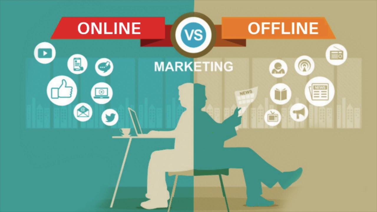 Perbandingan Bisnis Onine dan Offline, Bagus manakah?