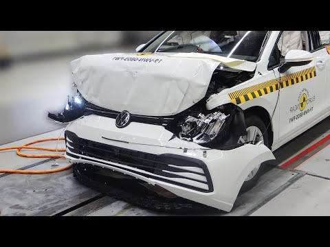 VW Golf 8 (2020) Crash And Safety Tests