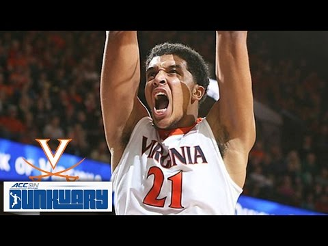 UVA's Isaiah Wilkins: Like Father, Like Stepson | Dunkuary Dunk of the Day