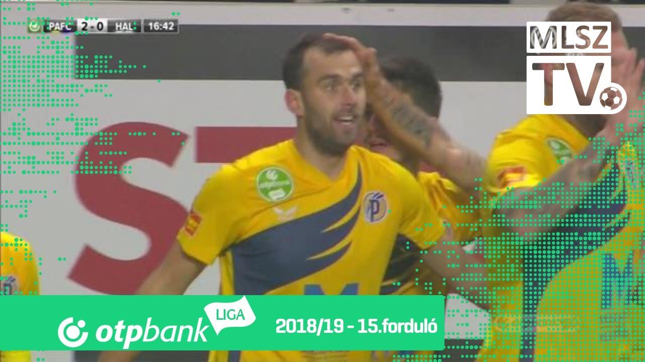 Knezevic Josip gólja a Puskás Akadémia FC - Szombathelyi Haladás mérkőzésen