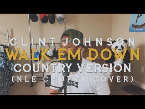 NLE Choppa – Walk Em Down (Country Version) (Prod. By Yung Troubadour)