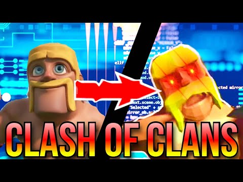 I Remade Clash of Clans, But In First Person!