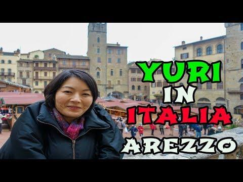 YURI IN ITALIA - AREZZO