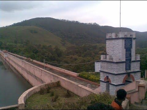Dhasan River Old Dam : Jhansi Khajuraho Road NH75