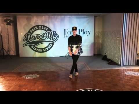 Roofi | Me And Those Dreamin' Eyes Of Mine | Fair Play Dance Up 2014
