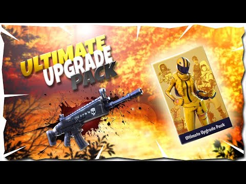 *FINALLY* Upgrading To The Ultimate Edition | Fortnite Save The World