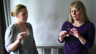 Learn Makaton Signing - Top 10 signs for nurses