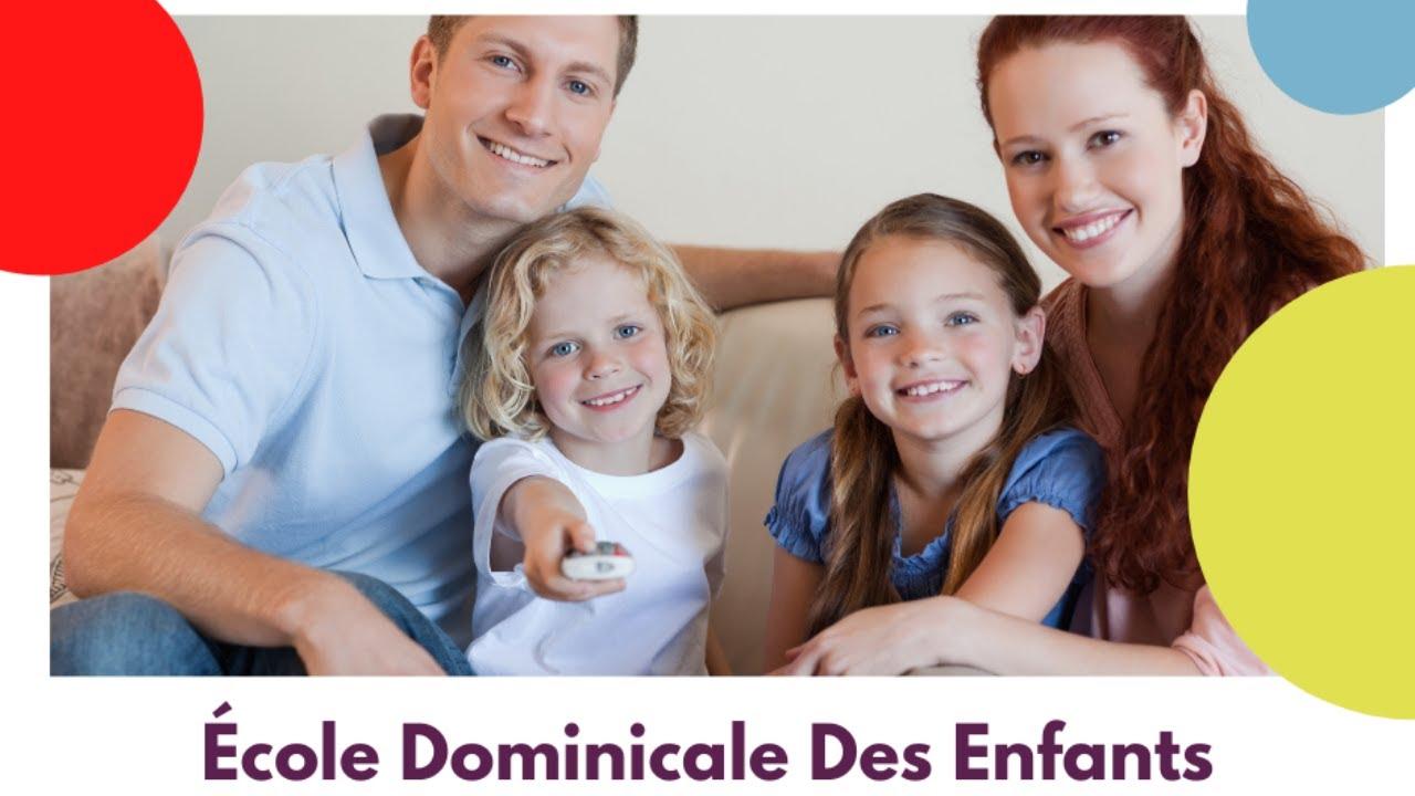 Ecole Dominicale Des Enfants