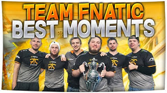 CS:GO - Best of fnatic (Best Moments, Pro Plays & More!)