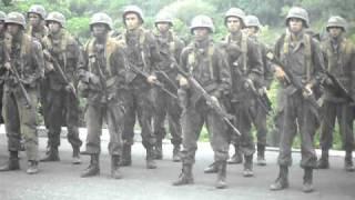 P E 6ª Região Militar  Formatura Soldado Braz