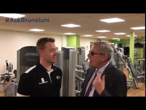 What scholarships are available for sport at Brunel and how can I apply?