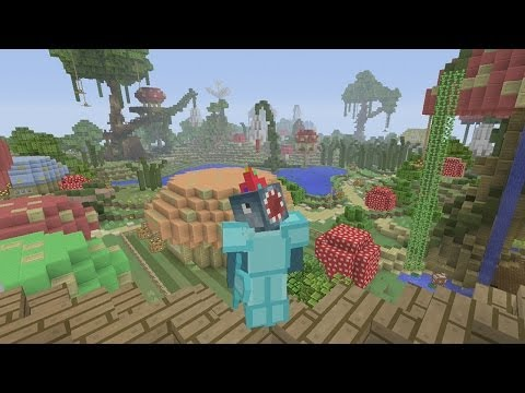 Minecraft Xbox - Hunger Games - Enchanted Kingdom en streaming