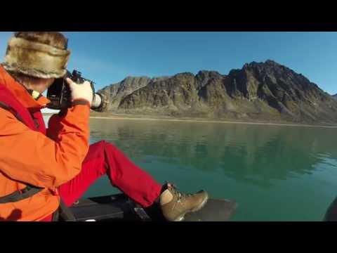 Arctic adventures - Svalbard 2015