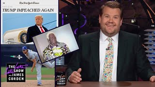 The Final Week of Trump - Corden Catch-Up
