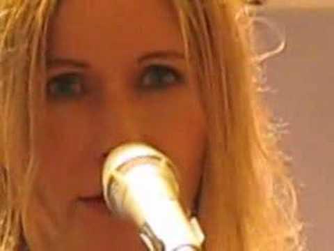 Sam Phillips - No Explanations (Live at Borders SF 2008)