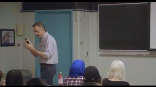 Jordan Peterson: the erratic behavior of children