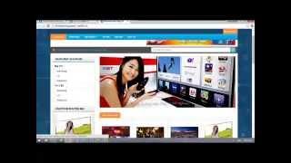 Hướng dẫn tự thiết kế website bán hàng trên hệ thống web5s