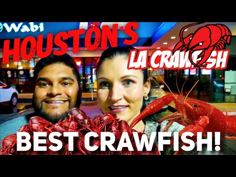 Best CRAWFISH In HOUSTON, TEXAS 2019!