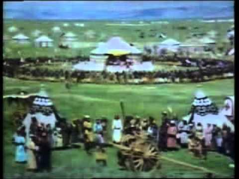 Soviet Communism purges in Mongolia part 1