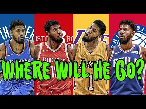 Why The NBA is SCARED of Paul George Leaving OKC!