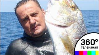 Известный российский подводных охотник Андрей Турухано утонул на Кипре - ANEWS
