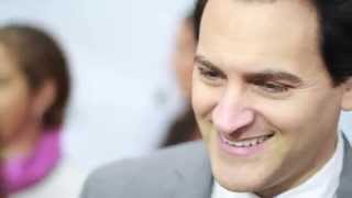 "Michael stuhlbarg interview for the red carpet premiere of ""pawn sacrifice"""