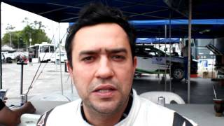 Ricardo Malucelli   Após SS3   Rally Vale do Paraíba 2016