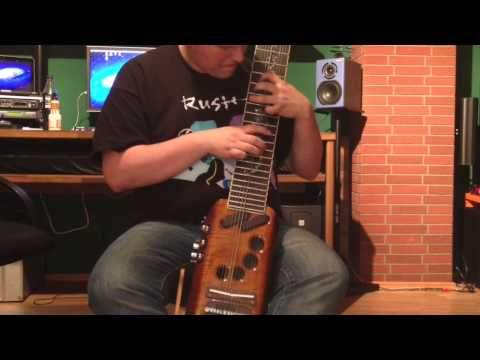 VOGEL Balancetap Tapping Guitar - Pirates of the Carribean (excerpt)