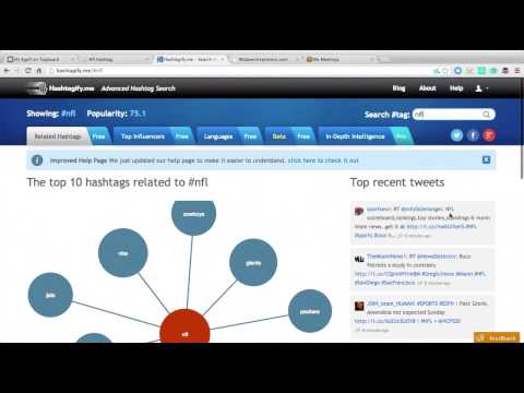 3 Hashtag Services that Will Help You Search and Find Relevant Hashtags
