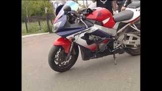 Мотоциклист помог задержать преступника