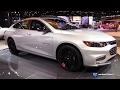 2017 Chevrolet Malibu RedLine Edition - Exterior Interior Walkaround - 2017 Chicago Auto Show