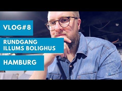 Vlog #8 Rundgang im Hygge Kaufhaus: Illums Bolighus in Hamburg - viel skandinavisches Design