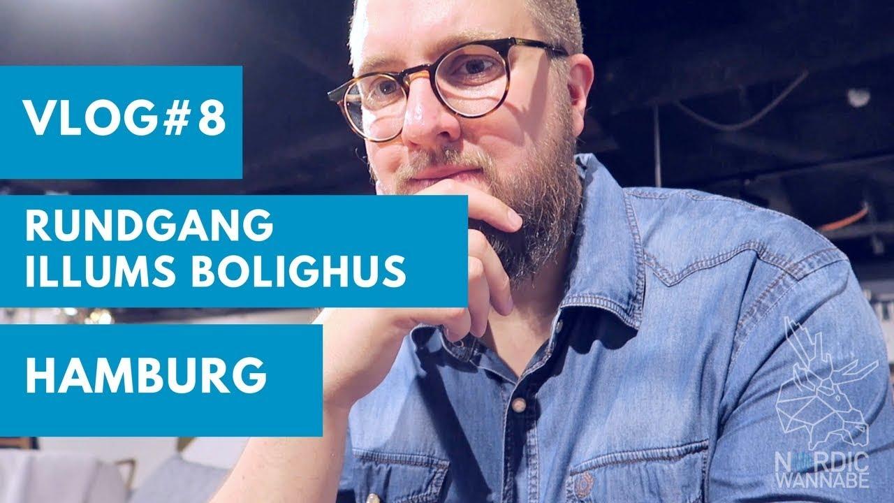 Vlog #8 Rundgang im Hygge Kaufhaus: Illums Bolighus in Hamburg ...