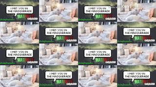 I met you at the masquerade    Episode 1    MatPat and BTS FF    • Jimin'sLavender •