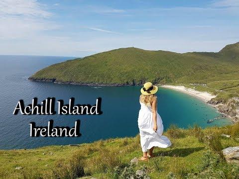 Achill Island - Mayo |  Best beach in Ireland |