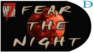 Live Stream - Fear The Night Mod is now in the Mod Launcher!