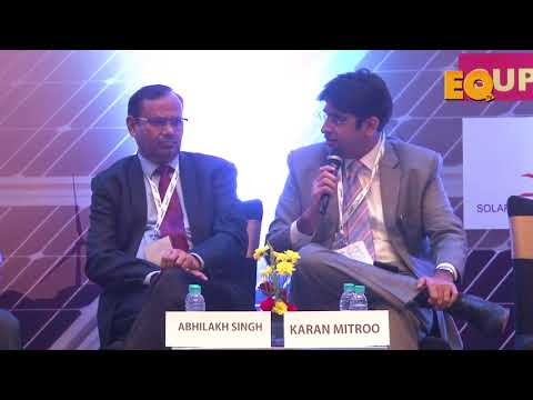 Part 1/3 - RE Financing : Debt Finance Session at 6th EQCFS Delhi