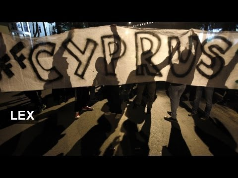 Cyprus: a big moment for eurozone