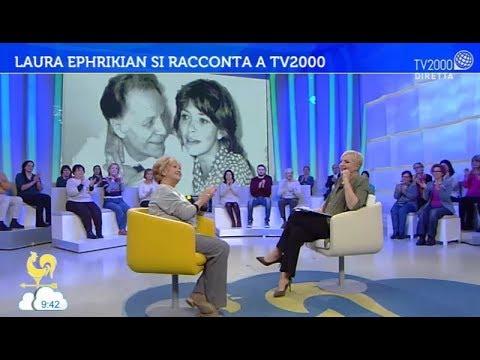 Laura Ephrikian si racconta a TV2000