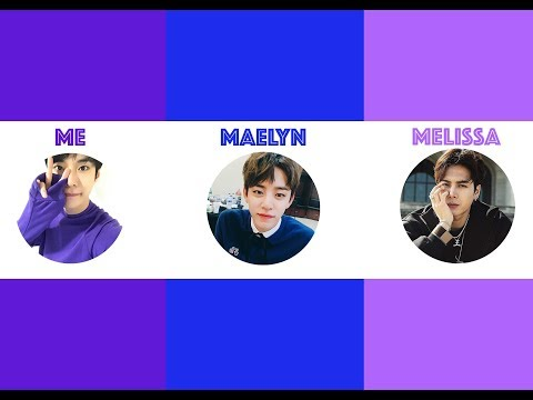 Kpop Game: Favorite Kpop Boy Group Songs (Me VS MaeLyn VS Melissa)