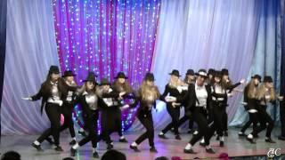 Майкл Джексон.  исп.  Школа танца ДРАЙВ