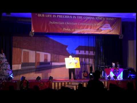 Natal 2014 - Komunitas Kristen Indonesia di Qatar